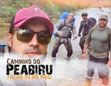 Caminho do Peabiru - Trilha do Rio Mogi