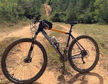 Mountain Bike   Morro das Cabras e Morro do Chapéu