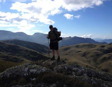 Travessia Monte Crista ao Pico Garuva