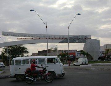 Rumo ao Sul: BR 116 - Feira de Santana (BA) - Set/08