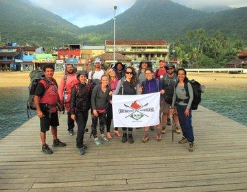 Volta na Ilha Grande em 4 dias (sentido horário) - 2018