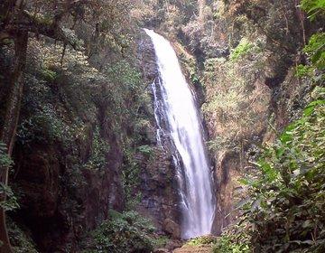 Cachoeira do Meu Deus / Eldorado (SP) - Set/12