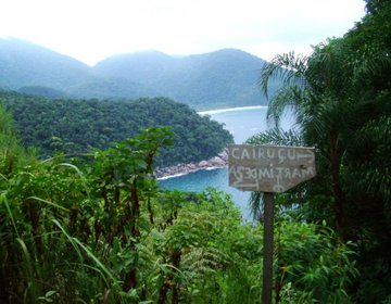 Paraty, Praia do Sono, Martim de Sá até Pouso da Cajaíba - RJ