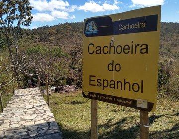 Cachoeira Do Espanhol - Indaiá - Formosa GO