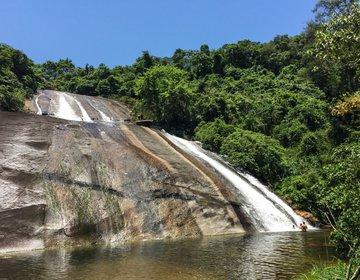 Cachoeira do Paquetá | Ilhabela - SP