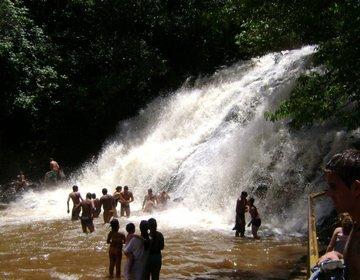 Cachoeiras em Analândia (SP) - Fev/10