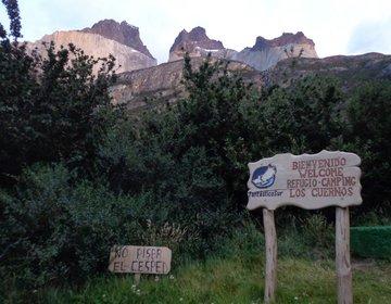 TDP Circuito W trecho Chileno & Los Cuernos 2º trecho