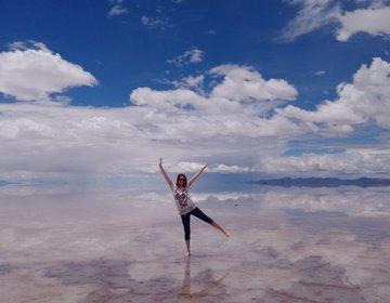Altiplano Boliviano e Salar de Uyuni em Temporada de Chuva