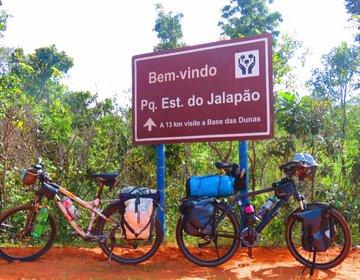 Cicloviagem Jalapão