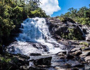 Cachoeira Das Posses – Parque Nacional Da Serra Da Bocaina