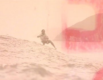 Thiago Mariano - Surf de Longboard - Guaratiba RJ