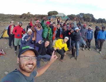 Relato Fotográfico Expedição Kilimanjaro - Teto da Africa