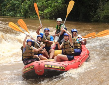 2° Rafting no Rio Juquiá