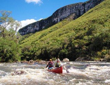 Expedição de Canoagem - Rio Pelotas