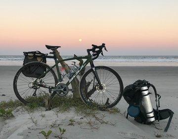 Cicloviagem sozinho de Curitiba até a Ilha do Cardoso - SP