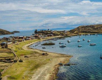 Hiking Isla del Sol - Lago Titicaca - Bolívia