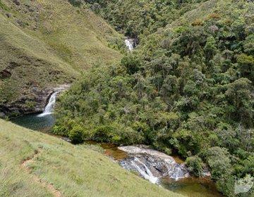 Cachoeira do Inácio - Serra da Bocaina