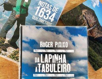 "Livro Da Lapinha a Tabuleiro"" e ""Notas de 1634 Quilômetros"""