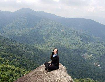 Pedra do Quilombo - Parque Estadual da Pedra Branca