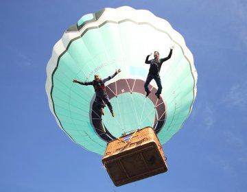 Salto do balão
