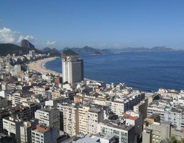 Travessia Morro do Pavão X Morro do Cantagalo