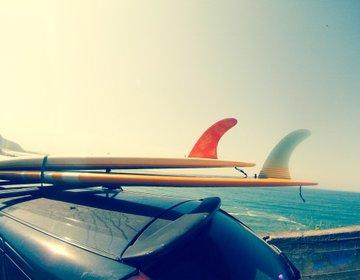 Longboard Surf Trip - Rio de Janeiro 2015