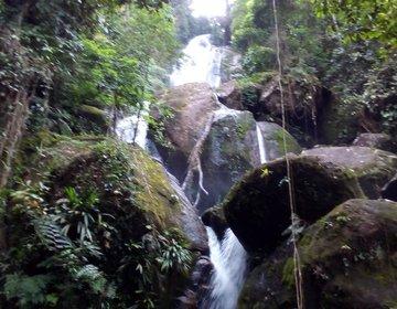 Cachoeira do Anhangabaú ou Perdida