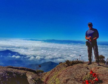 Pico do Itaguaré.