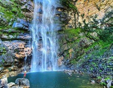 Vocês conhecem essa super cachoeira?