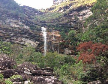 Caçadores de cachoeiras - a Engrunada