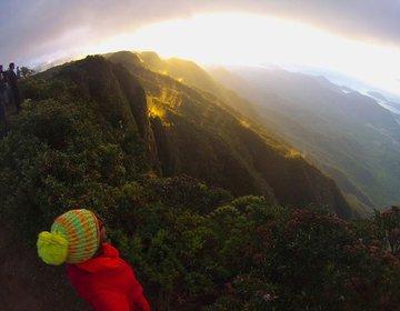 Pico do Corcovado - Ubatuba