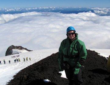 Vulcão Villarica - Pucon - Chile