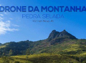Drone da Montanha - Pedra Selada / RJ