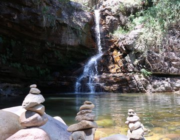 Cachoeira da Purificação Chapada Diamantina
