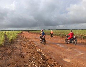 Cicloviagem a Barra de Mamanguape - PB