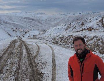 Huayna Potosi Inverno