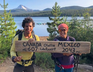 Pacific Crest Trail - Oregon