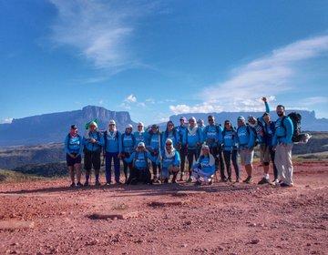 Expedição Monte Roraima - SESC 2017