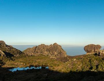 Pedra Assentada   Parque Nacional de Itatiaia
