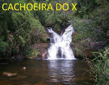 Cachoeira do X