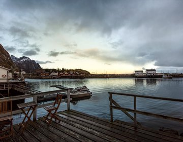 Continuação:  Hiking na Noruega - Caçada a Aurora Boreal