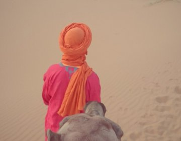 Marrakech e Deserto do Saara