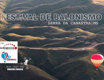 Festival de Balonismo na Serra da Canastra