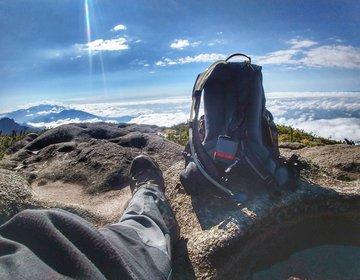 Bate e volta Pico Dos Marins