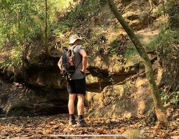 Trilha da Cachoeira | Horto Florestal de Piracicaba