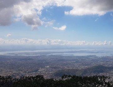 P5 no Parque Nacional da Tijuca (até Andaraí Maior) | RJ