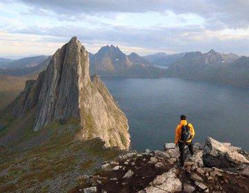 O poderoso Sengla, Noruega
