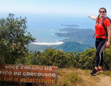 Pico do Corcovado - Ubatuba SP