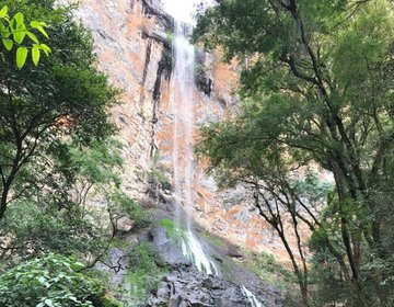 Cachoeira do Salto Escondido - Nova Roma do Sul / RS