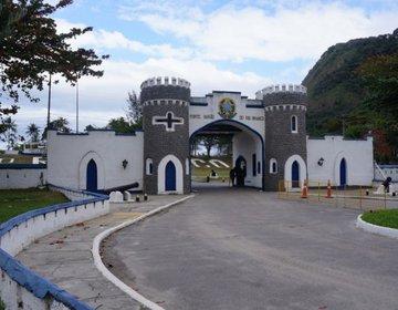 Forte Rio Branco / São Luiz / do Pico - Jurujuba, Niterói-RJ